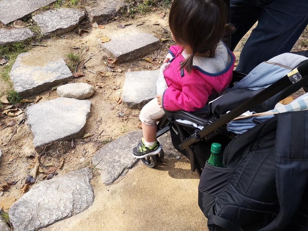 甲山でハイキングの写真