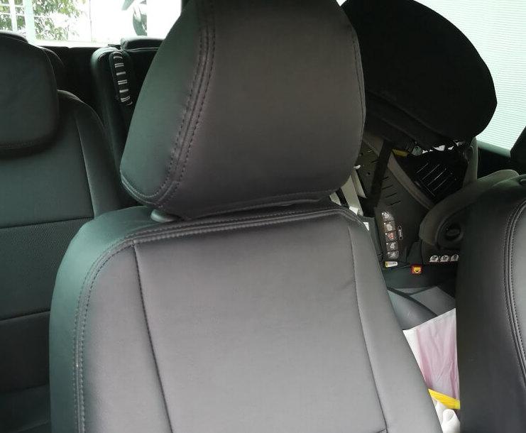 シートカバーの写真