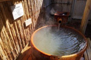 吉川温泉の家族風呂の写真
