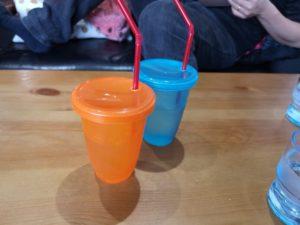 ビリーズカップコーヒーの子供用お水