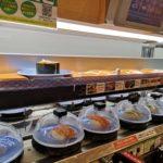 くら寿司のオーダーレーン
