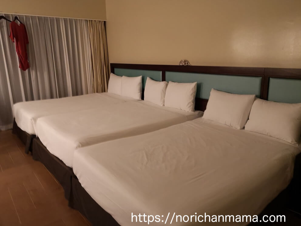 The photo of Family Deluxe Room in Hotel PIC Guam